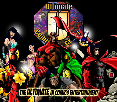 Ultimate Comics Group is here!